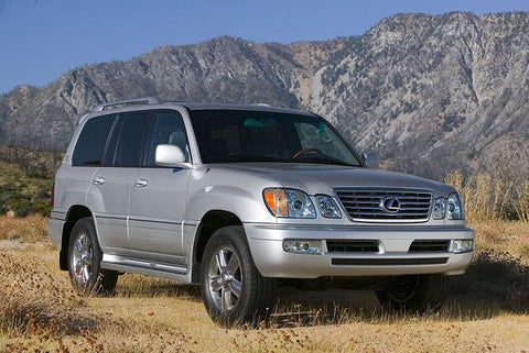 2006 Lexus LX470 Workshop Service Repair Manual