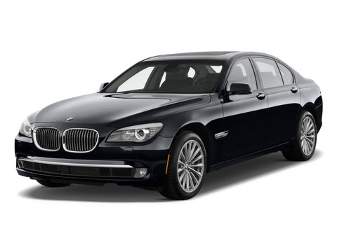 2006 to 2012 BMW 7 SERIES 740I 740LI 750I 750LI 760I 760LI OWNERS MANUAL