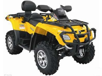 2007-2008 BOMBARDIER OUTLANDER RENEGADE ATV SERVICE REPAIR MANUAL