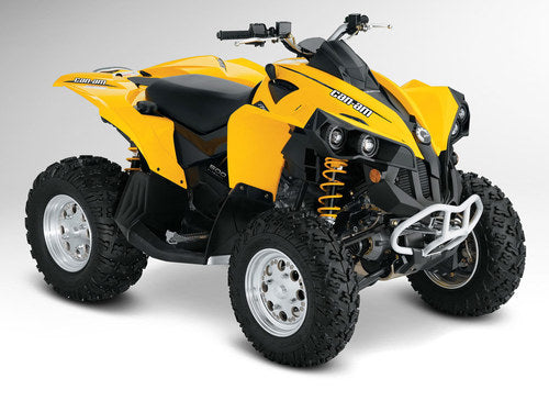 2007-2008 Can Am BRP Outlander Renegade ATV Workshop Service Repair Manual