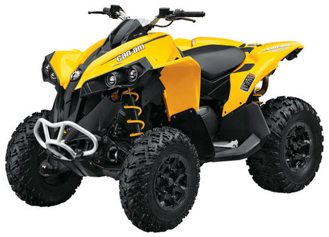 2007-2011 Can Am Outlander Renegade 500 650 800R ATV Service Repair Manual