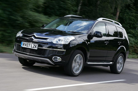 2007-2012 Citroen C-Crosser Workshop service Repair Manual