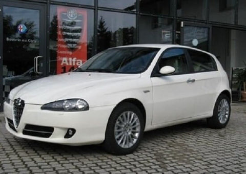 2007 Alfa Romeo 147 Workshop Service Repair Manual MultiLanguage