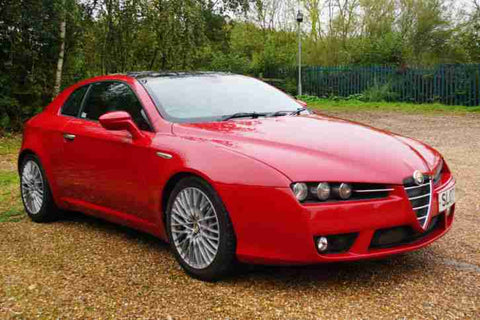 2007 Alfa Romeo Brera Workshop Service Repair Manual Multi-language