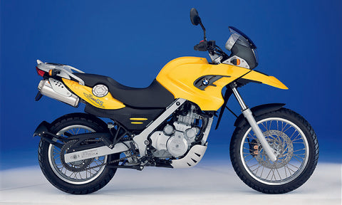 2007 BMW F650 GS DAKAR SERVICE REPAIR MANUAL