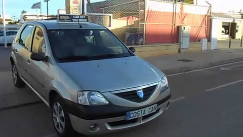 2007 Dacia Logan I Service Repair Manual