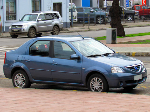 2007 Dacia Logan Workshop Service Repair Manual
