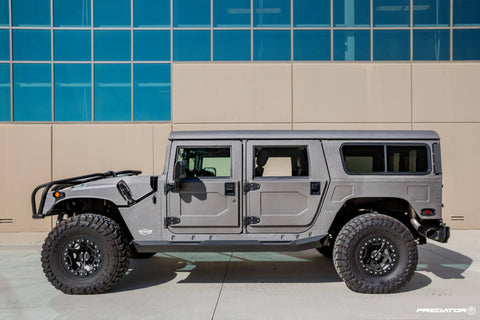2007 Hummer H1 DMAX Workshop Service repair Manual