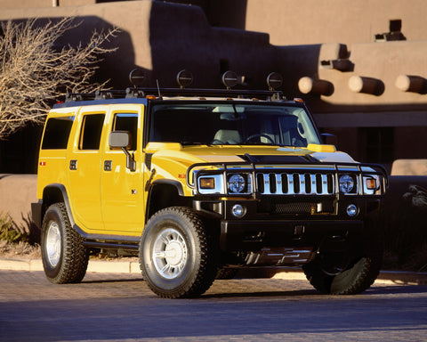 2007 Hummer H2 Workshop Service Repair Manual