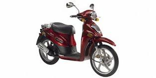 2007 Kymco People 50 Workshop Service Repair Manual Download