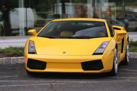 2007 LAMBORGHINI GALLARDO WORKSHOP SERVICE REPAIR MANUAL