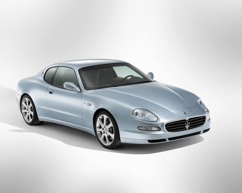 2007 MASERATI SPYDER COUPE WORKSHOP SERVICE REPAIR MANUAL