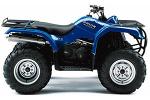 2007 Yamaha BRUIN 350 4WD HUNTER GRIZZLY 350 4WD HUNTER ATV Service Repair Maintenance Overhaul Manual