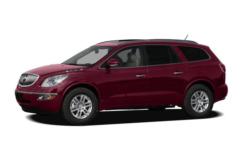 2008-2009 BUICK ENCLAVE OWNERS MANUAL