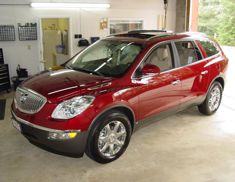 2008-2012 BUICK ENCLAVE Workshop Service Repair Manual