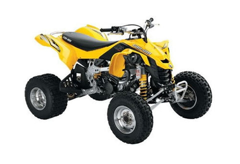 2008 BRP Can Am DS450 DS450X EFI ATV Service Repair Manual