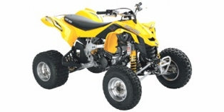 2008 Can-Am Outlander ds450 EFI (x) ATV Service Repair Manual