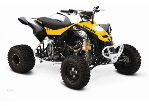2008 Can-am BRP DS450EFI, DS450EFI X ATV Workshop Service Repair Manual