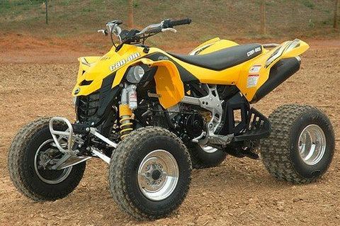 2008 Can Am DS450 DS450X EFI ATV Service Repair Manual