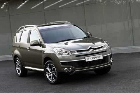 2008 Citroen C-Crosser Workshop service Repair Manual