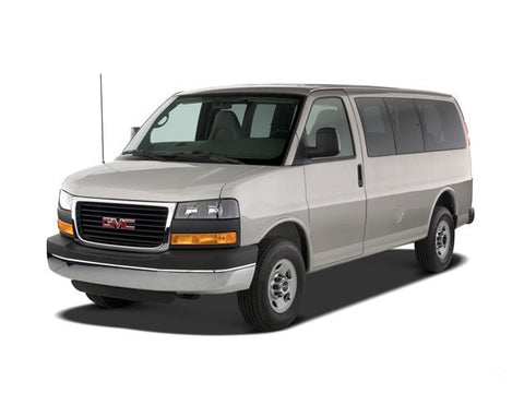 2008 GMC Savana Workshop Service Repair Manual