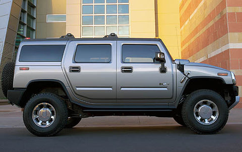 2008 Hummer H2 Workshop Service Repair Manual