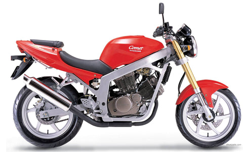 2008 Hyosung Comet 125 GT125 Workshop Service Repair Manual Download