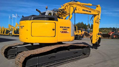2008 New Holland E235BSR Excavator Workshop Service Repair Manual