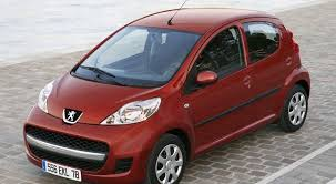 2008 Peugeot 107 Petrol Service repair manual download