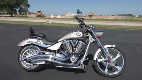 2008 Victory Hammer Vegas Jackpot Service Repair Manual Download