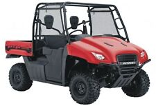 2009-2012 Big Red 700 service repair manual MUV700 UTV PDF