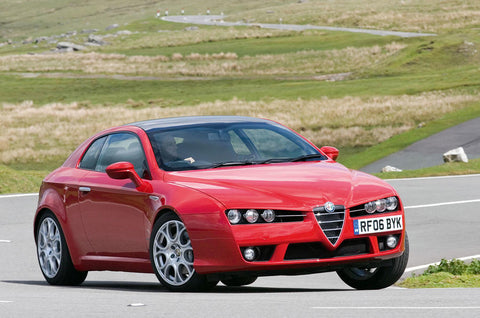 2009 Alfa Romeo Brera Workshop Service Repair Manual Multi-language