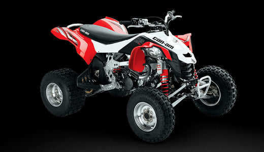 2009 Can-Am DS 450 X ATV Owners Manual