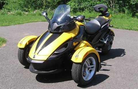 2009 Can-am Spyder GS RS Service Repair Manual