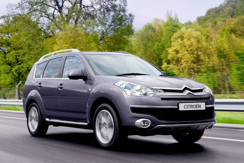 2009 Citroen C-Crosser Workshop service Repair Manual