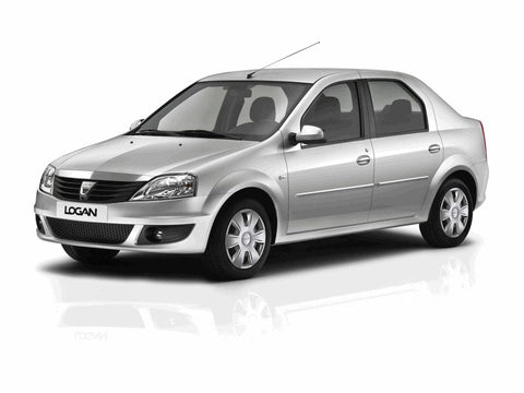 2009 Dacia Logan I Service Repair Manual