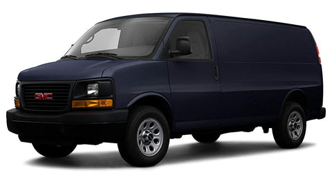 2009 GMC Savana Workshop Service Repair Manual