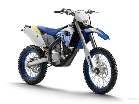 2009 Husaberg FE450 & FE570 service repair manual download