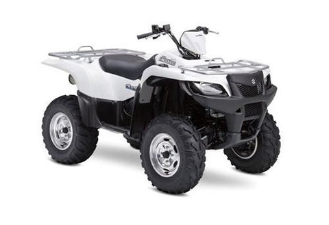 2009 Suzuki ATV LT 750 KingQuad Service Repair Manual PDF