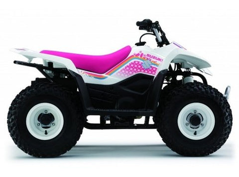 2009 Suzuki ATV LT Z 50 QUAD SPORT Service Repair Manual PDF