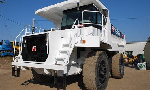 2009 TEREX TR45 Tier 3 Dump Truck Workshop Service Repair Manual