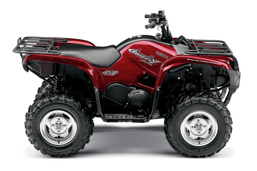 2009 Yamaha Grizzly 550 700 FI ATV Quad Workshop Service Repair Manual