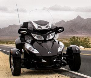 2010 Can-Am Spyder RT RT-S Roadster Service Repair Manual Download