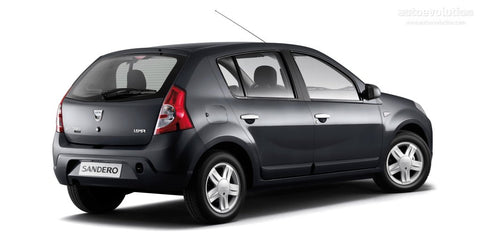 2010 Dacia Sandero Service Repair Manual