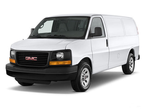 2012 GMC Savana Workshop Service Repair Manual