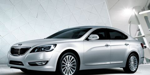 2010 Kia Cadenza  Workshop Service Repair Manual