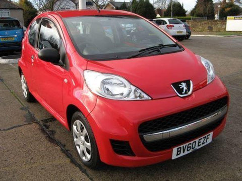 2010 Peugeot 107 Petrol Service repair manual download