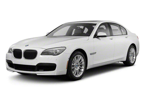 2011 BMW 7 Series Owners Manual