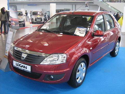 2011 Dacia Logan Workshop Service Repair Manual