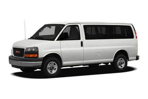 2011 GMC Savana Workshop Service Repair Manual